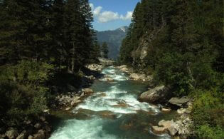 Krimmler Wasserfälle, Oostenrijk