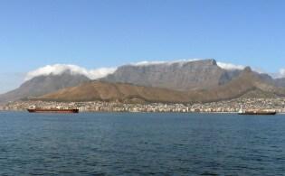 Beklim de Tafelberg – Zuid-Afrika