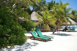 Vakantie op de Malediven