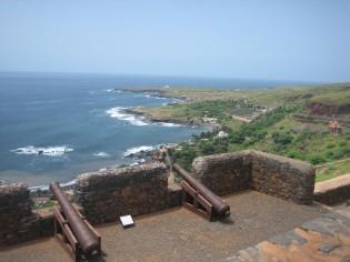 Fort Real de São Felipe, Cidade Velha, Kaapverdische Eilanden