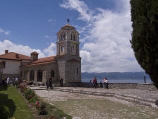 Klooster van Sveti Naum, Ohrid, Macedonië