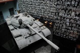 Stedentrip Boedapest - Terrormuseum