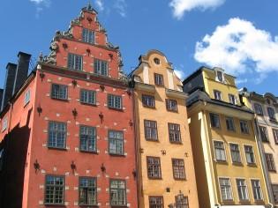 Stedentrip naar Stockholm - Gamla Stan