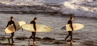 Surfen in Frankrijk