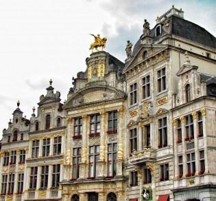 Weekendje Brussel - Koninklijk Paleis
