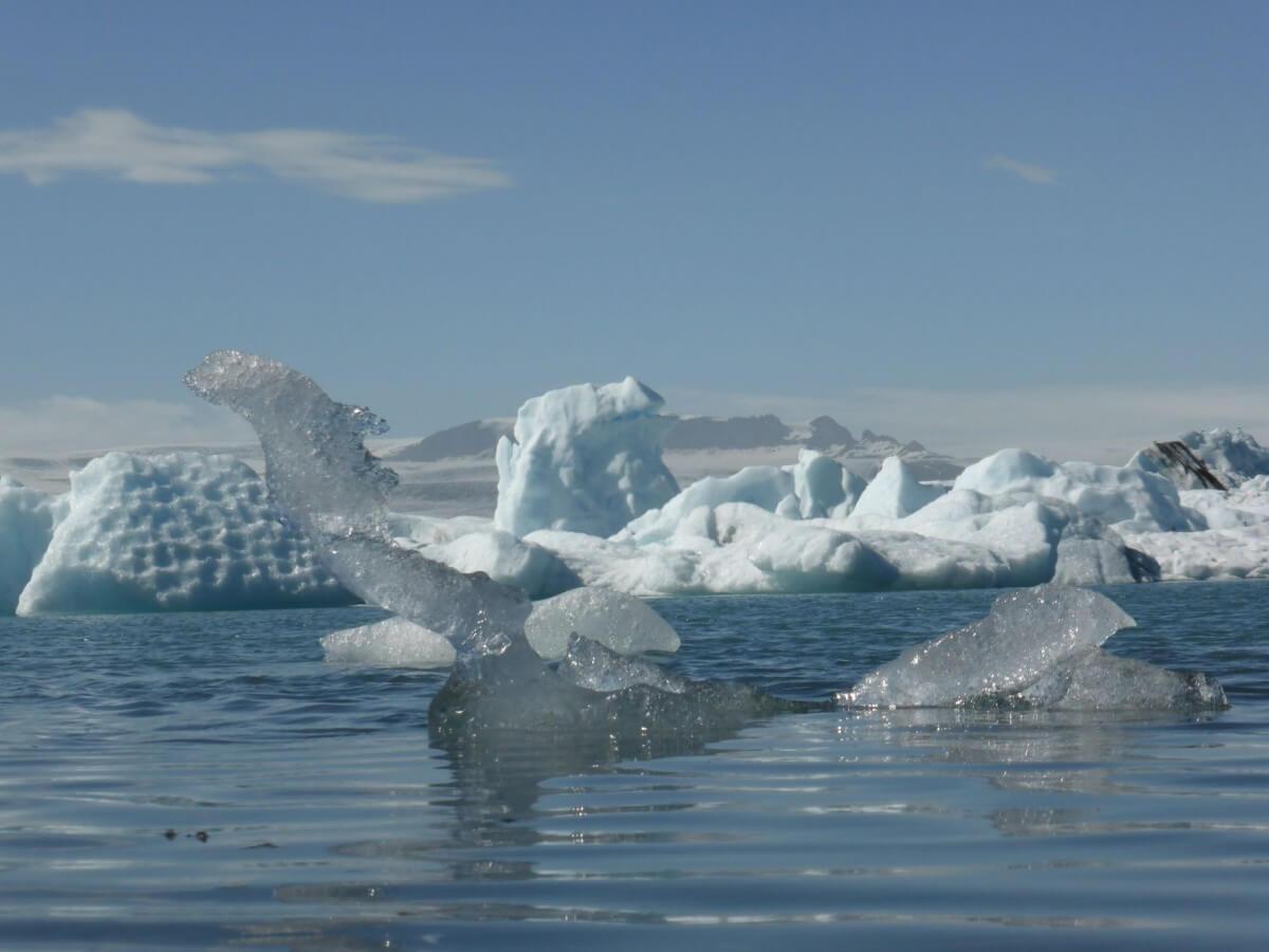 IJsland - Jokulsárlón meer