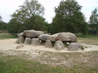 Vakantie in Drenthe - Hunebedden