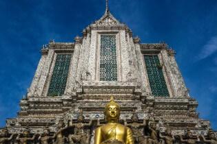 Wat Arun, boeddhistische tempels in Thailand