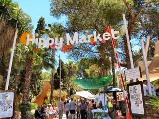 Op vakantie naar Ibiza - Hippiemarkt