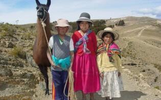 Bezoek het Titicacameer in Peru