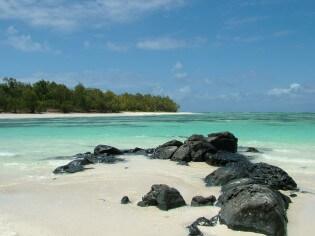 Vakantie op Mauritius - Ile aux Cerfs