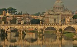 Vaticaanstad bezoeken - Brug