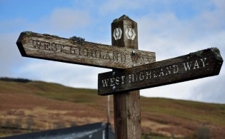 De West Highland Way wandelen in Schotland