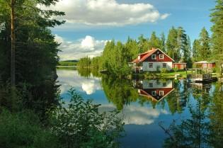 Vakantie in Zweden