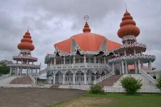 Arya Dewaker Tempel, Paramaribo, Suriname