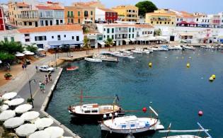 Vakantie naar Menorca