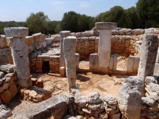Torre d'en Galmés, Menorca