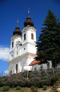 Benedictijnenabdij in Tihany