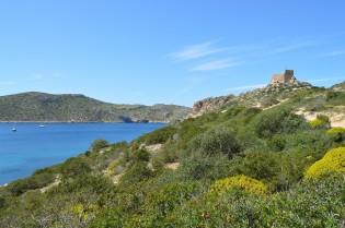 Cabrera, een eiland van de Balearen