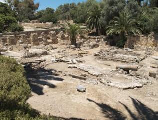 Carthago, stedentrip Tunis, vakantie naar Tunesie