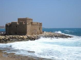 Kasteel van Paphos, Cyprus