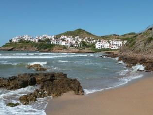 Strand van Minorca