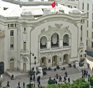 Theather Municipal, Tunis, Tunesie