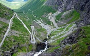 Trollstigen route