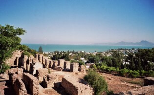 Stedentrip naar Tunis