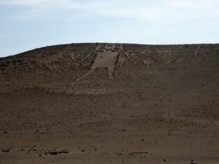 Atacama reus in de woestijn, Chili