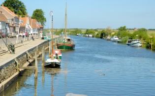 Bezoek het stadje Ribe en ontdek hoe en waar de Vikingen vroeger leefden!