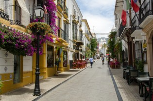 Overwinteren in Marbella