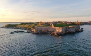 Fort Suomenlinna in Finland