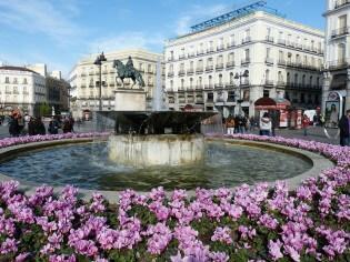 Vakantie naar Madrid