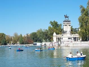 Vakantie naar Madrid - El Retiro