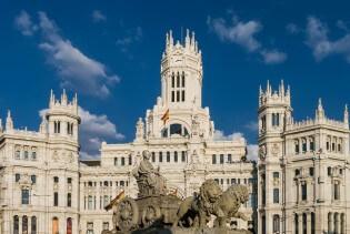 Vakantie naar Madrid - Palacio Real