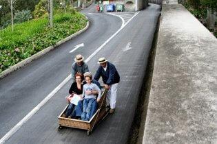 Toboggan, Funchal