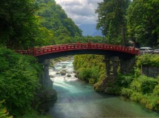 Nikko, wandelvakantie, wandelen in Japan