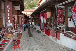 Tirana markt