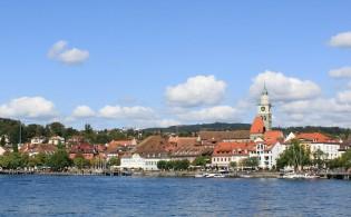 Vakantie aan de Bodensee