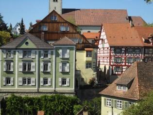 Vakantie aan de Bodensee - Meersburg