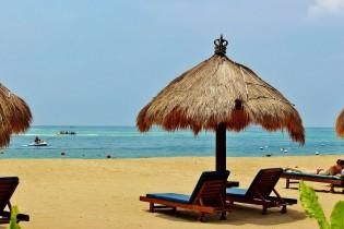 Vakantie op Bali - Strand