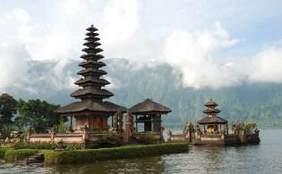 Vakantie op Bali - Tempel Ulun Danu
