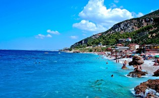 Strandvakantie aan de Albanese Riviera