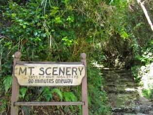 Mount Scenery op Saba