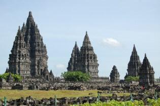 Tempels op Java - Prambanan