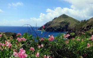 Vakantie op Saba