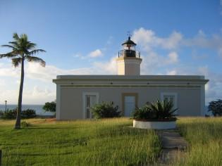 Vakantie op Vieques, Faro Punta Mulas, Puerto Rico
