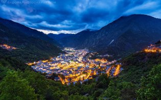 Ontdek Escaldes-Engordany in Andorra