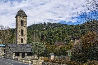 Sant Miquel kerk, Andorra